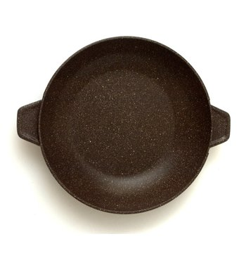 Сковорода литая алюминиевая антипригарная