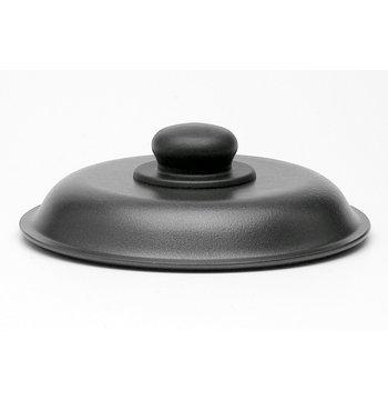 Крышка литая алюминевая диаметром 200 мм