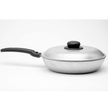 «Сударыня» 24 см съемная ручка крышка